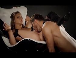 xCHIMERA - Gorgeous Czech babe Naomi Bennet enjoys erotic facesitting and strapon sex