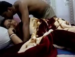 Telegu couple enjoying-1