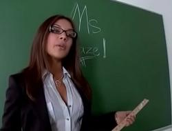 Jynx Maze Naughty Teacher who take expensive