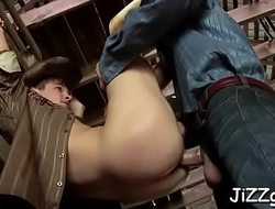 Gay men fucking like mad in group scenes while on cam