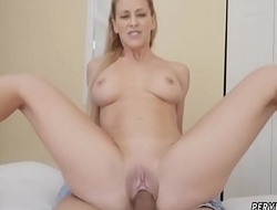 Bi sex and big tit milf orgy hd Cherie Deville in In a delicate condition By My