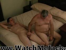 Daddy picks up Young Jock and Barebacks Him