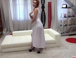 Mia Cruise has a hard anal day