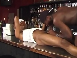 Black guys in club