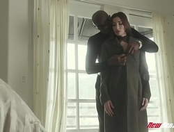 Hotwife Clea Gets Pounded By Huge Black Cock