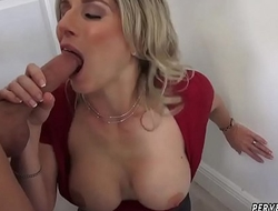 Brunette milf head first time Cory Chase in Revenge On Your Father