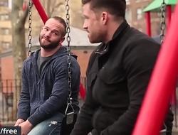 Men.com - (Jordan Levine, Luke Adams) - Last Day On Earth Part 3 - Str8 to Gay