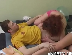 Girl teen pleases her man with a blowjob and a ride