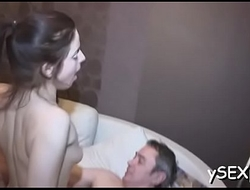 Both strumpets were longing for that group sex since a long time