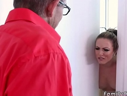 Teen outdoor sex Faking Out Your Father