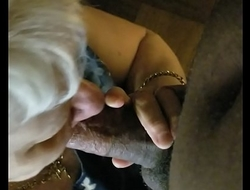 michelle sucking big black cock and loving it part two it'_s even better this time