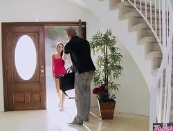 Twistys - (Raven Bay, Karlo Karrera) starring at House Cleaning Surprise