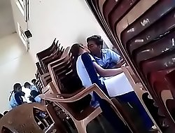 unshaded coupled with wretch kissing in school