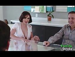 Kinky MOM Big Cock Eating Stepson - FamilyStroke.net