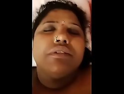 Tamil Mami fuck she fellow-creature boy