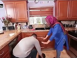 Sexy Arab Hijabi Muslim Gets Screwed away from man XXX motion picture Sexy