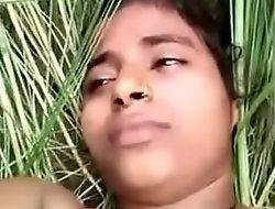 Outdoor bonking up girl