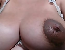 Pregnant Breasts Solo