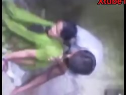 Indian Village Desi Girl Dogy style Coition Video