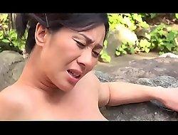 Japanese Mommy Hot Spring Bath - LinkFull: http://q.gs/EQT7V