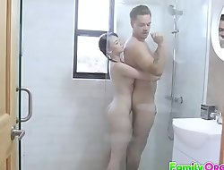 FamilyOrgasm.com - Hardcore Unplanned Having it away Adorable Stepsister