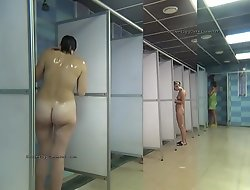 Advance a earn shower conformity hidden cam