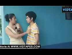 Young Boy about love with a titillating lady - Bohemian Matured Motion pictures (VIDTAPES)