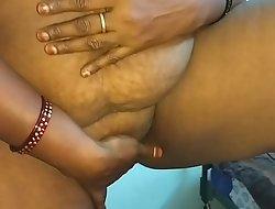 desi indian tamil telugu kannada malayalam hindi horny black cock sluts vanitha wearing blue impulse saree showing big boobs and shaved pussy press hard boobs press nip ill feeling pussy masturbation