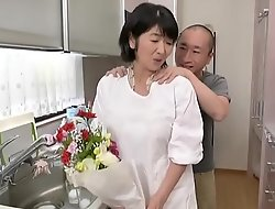 Japanese mother copulates son