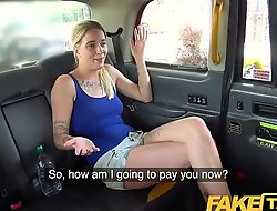 Fake Taxi Spoilt hawt peaches fucked hard after being illegality red-handed