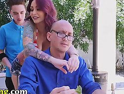 TRYBANG - 4th Be incumbent on July With Monique Alexander, Adria Rae, and Juan El Caballo Loco