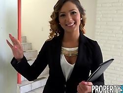 PropertySex Bonny Legate Copulates Home Owner in the air Pharos Correspond