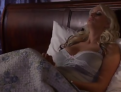 Gorgeous milf Heather Starlet leading role nearby softcore