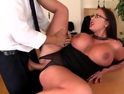 Horny pornstar Emma Butt in exotic big tits, brazilian coitus clip