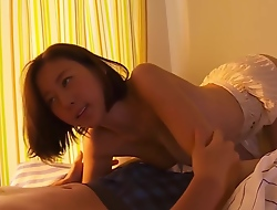 JAV Housewife Affair With Younger Challenge