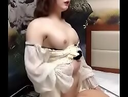 极品TS女装大佬思妮草女