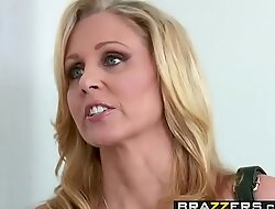 Brazzers - Mommys out of hand - (Julia Ann, Danny Mountain) - Parceling out A Massage