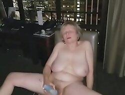 Doña Ester vida de Buitrago  78 años masturbandose omagrany Colombia