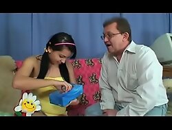 horny grand-dad likes cute legal age teenager