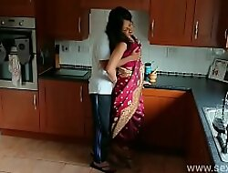 Set in order Leone sister hindi down in the mouth movie porn film leaked excrement POV Indian