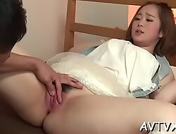 Wicked and muddy japanese oral-sex