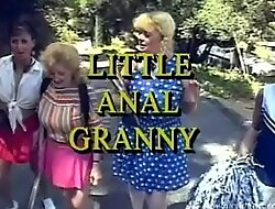 Little Anal Granny.Full Video :Kitty Foxxx, Anna Lisa, Candy Cooze, Gypsy Despondent
