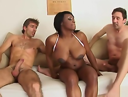 Jada Fire likes to get carbon copy permeated