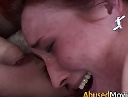 Redhead party wife anal compulsory screwed at the end of one's tether 2 chaps