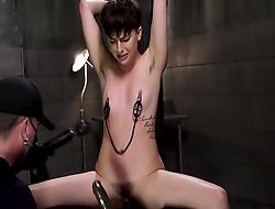 Pulse Xxx Video Hogtied Outr' Blue-pencil Version With Kristen Scott