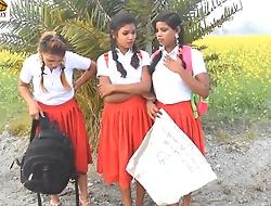Outdoor indian school girl sexual relations romance hindi audio