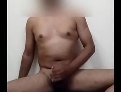 Huge Cum Millstone While Masturbation by Desi Hot Guy...!!!!