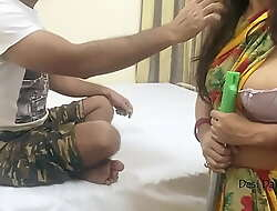 Indian Jail-bait Fucked Unconnected with Think of sanctimoniousness guv'nor Be worthwhile for Money - Sexy POV Porn