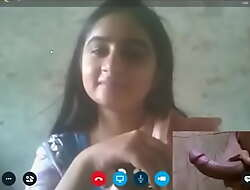 Gut Eager for pakistani webcam deceiver callgirl lahori from chckla background part 48