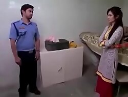 young Indian Florence Nightingale relentlessly fucked by security guard Hindi porn